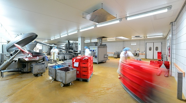 Integrating CMMS and Food Safety