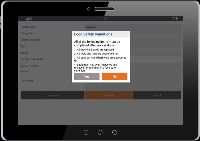 Food Safety Checks