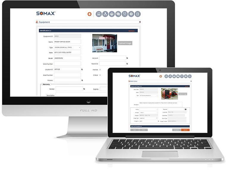 Feature Rich Online CMMS